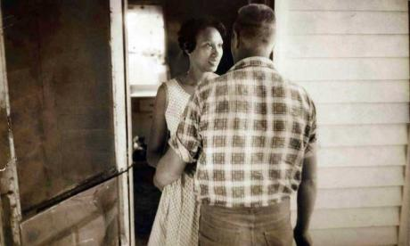 Richard and Mildred Loving. Photo by Grey Villet, Courtesy of HBO