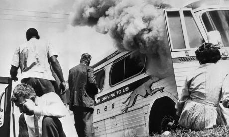 Freedom Riders. Courtesy of Corbis.